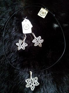 Macrame Tutorial, Beading, Pearls, Pendant, Bracelets, Earrings, Jewelry, Make Your Own, Ear Rings