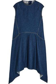 Bon bon l'abitino con le code, Balenciaga #denim #dress