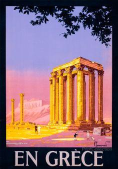 en grece
