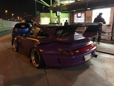 RWB at Tarumi parking Rauh Welt, Porsche, Japan, Vehicles, Cars, Modified Cars, Car, Porch, Japanese