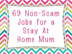 Read all posts from 'The Stay at Home Mum Sanity Guide' series I would really love you to leave your comments about this post below, to share your ideas and tips as we all run our families and hous...