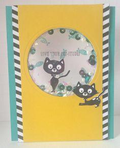 Cat Craft Autocollants-noir /& blanc cat-pour scrapbooking carte craft etc