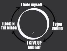 I'm stuck in this endless cycle.
