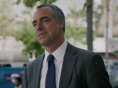 Titus Welliver plays Bosch in Amazon's pilot made from Michael Connelly's Harry Bosch mystery series