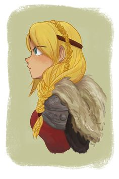 Astrid from HTTYD