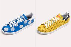 アディダス オリジナルス(adidas Originals)とファレル・ウィリアムスとのコラボレーションコレクション「adidas Originals = PHARRELL WILLIAMS」から、遊...