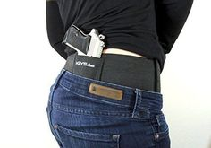 Concealed Carry, Belly Band, Gun Holster - Small #IGYSActive