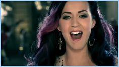 Time to redye my hair.  Thinking about purple like Katy Perry's in her Fireworks video, instead of my usual blue.