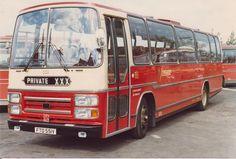 Barton Transport 551 FTO 551V