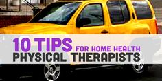 Pearlz Concierge Therapy shares tips for new grad home health physical therapists!