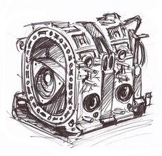 Rotary Engine by garyjpaterson