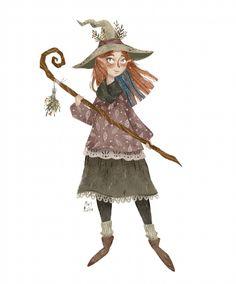 1. Witchsona #witchyartchallenge #witchsona Если бы я была ведьмой, то я бы точно была какой-нибудь травницей. На прошлой квартире весь стол был заставлен сухими растениями, и я рисовала будто бы сидя в настоящем лесу Но при переезде, чтобы не мучаться, я решила их почти все выкинуть. Немного жалею, хотя теперь у меня и стола то нет