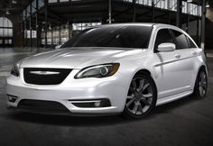 2012 Chrysler 200 Super S.