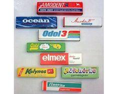 toothpastes