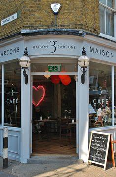 Maison Trois Garçons | London -★-