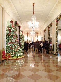 White House holiday #whsocial