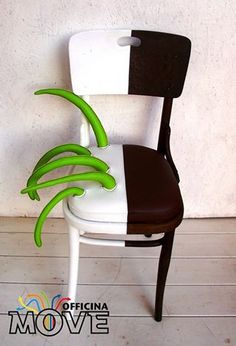 FAVE-OFFICINAMOVE-UPCYCLING-ALESSANDRO CIAFARDINI-RHOMEMADE-OLD FORNITURE CHAIR-RESTYLING
