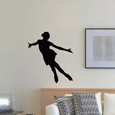 Wall Decal Vinyl Sticker Sport Gym Girl Skater Ice Figure Skating Decor Sb628 ElegantWallDecals http://www.amazon.com/dp/B0120CJOI4/ref=cm_sw_r_pi_dp_lbkYvb15JHDHA
