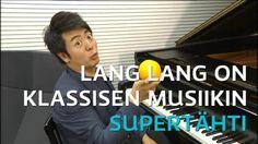 Kiinalaispianisti Lang Lang on itsensä brändäämisen mestari. Showmies seikkailee…