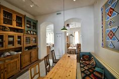 Romanian Inspired Interior Design