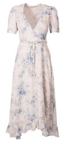 Kjole fra Ralph Lauren Denim Supply. Foto: Produsenten
