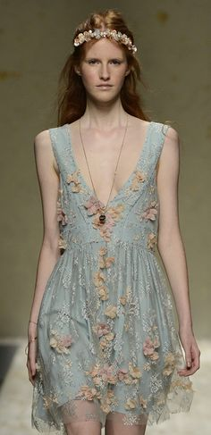 Blugirl Ready To Wear Spring 2014 | The House of Beccaria