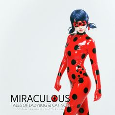 "There are 111 cosplay photos tagged with ""Miraculous Ladybug"" of Miraculous Ladybug. Photos that tagged with it's series are also submitted with tag Chat Noir (98), Marinette Cheng (73), cat noir (70), Adrien Agreste (66)."