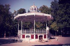 Kiosko de la Florida en Vitoria Gasteiz