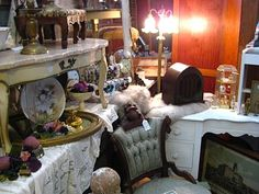 matilda's mouse antiques...a must see in valley center, ca