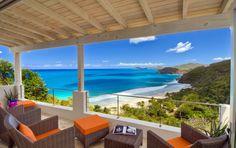 A Luxury Beachfront Villa on Tortola, BVI | Villa Soleil