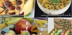 Receitas com Frutas em Parceria com a Maná Mais