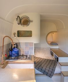 Sprinter van conversion: now THAT is how you do THAT!