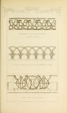 1914-15 - vol. 1 - Materials and documents of architecture and sculpture : A reissue of Matériaux et documents d'architecture et de sculpture, Paris, 1872-1914