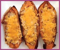 Macaroni Menu: Sweet Potato Skins - Healthy Twist on a Classic Dish | Macaroni Kid
