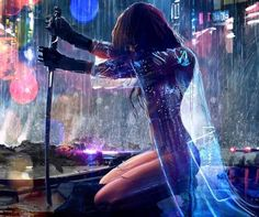 Tagged with art, cyberpunk; Shared by Cyberpunk art dump Arte Cyberpunk, Cyberpunk 2077, Cyberpunk Anime, Cyberpunk Fashion, Art Anime, Manga Art, Manga Girl Drawing, Manga Anime, Dress Drawing