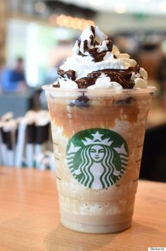 Starbucks Unveils 6 New Frappuccino Flavors, But They Won't Stick Around For Long - http://www.77evenbusiness.com/starbucks-unveils-6-new-frappuccino-flavors-but-they-wont-stick-around-for-long/