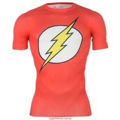 Koszulka sportowa Flash Under Armour Alter Ego