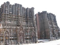 Another view of the Bugga Ramalingeswara Swamy temple dedicated to Lord Shiva, some excellent carvings.