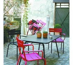 Fermob Bistro Chairs