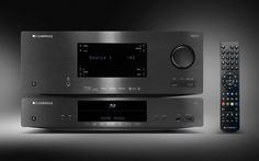 Cambridge Audio CXU : Lecteur Blu-ray 3D audiophile, Scaler #4K, Darbee...