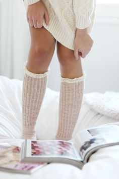 Lazy day cold weather outfit