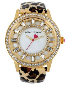 Betsey Johnson<3 would look better with a white band instead of print.
