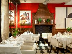 Restaurante Ginger. GRUPO ANDILANA / Hotels & Restaurants management