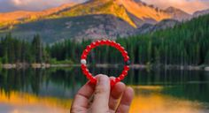 Although this bold lokai, isn't quite the newest, the red lokai is still a great selection to choose.❤️