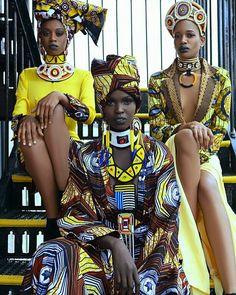 Hot Shots: See Pics Of Mind Blowing Kenyan Jewelry Designs From UK Label Moyo By Bibi | FashionGHANA.com: 100% African Fashion
