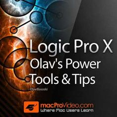Power Tools and Tips Logic Pro X TUTORiAL magesy.pro