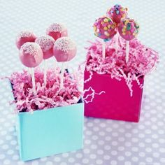 Cake Pop Boxes