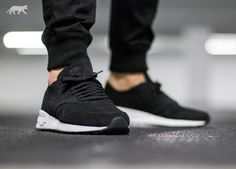 NIKE AIR ODYSSEY DECONSTRUCT (BLACK / BLACK - WHITE)