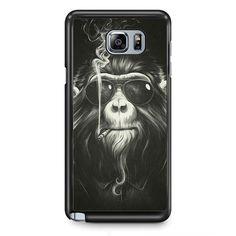 Smoke Em If You Got Em TATUM-9733 Samsung Phonecase Cover Samsung Galaxy Note 2 Note 3 Note 4 Note 5 Note Edge