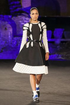 Leyre Valiente, Fall/Winter 2014/15 Collection, MadeinMedi